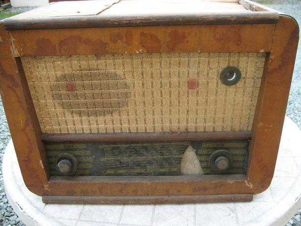 Stare radio lampowe Poemat