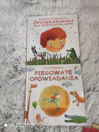 Opowiadania dla przedszkolaków R.Piątkowska