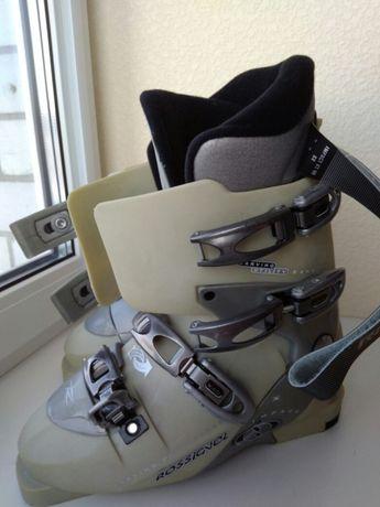 Горнолыжные ботинки Rossignol,стелька 25,5