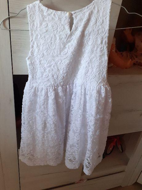 koronkowa sukienka r 122