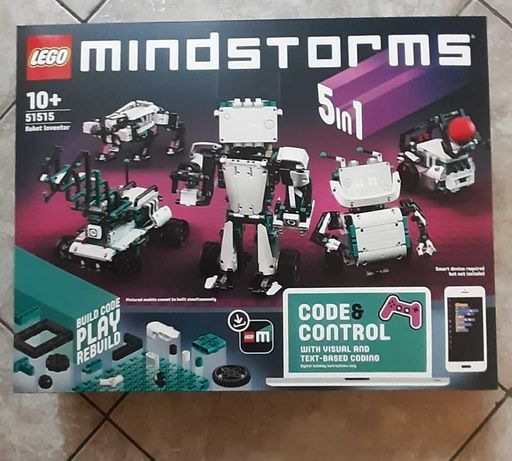 MINDSTORM 51515 Nowy plomby!!!