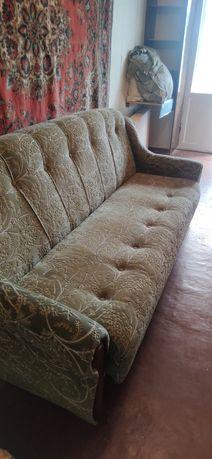 Мягкая часть диван и кресла