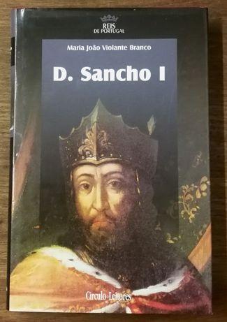 d. sancho i, maria joão violante branco, reis de portugal