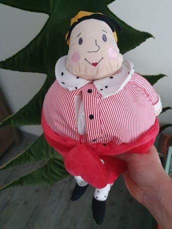 Król Ikea Gullgosse maskotka pluszak