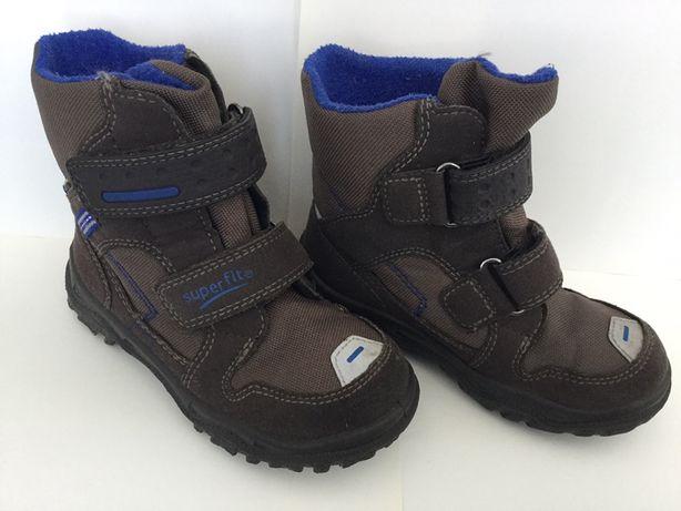 Продам детские ботинки Superfit б/у
