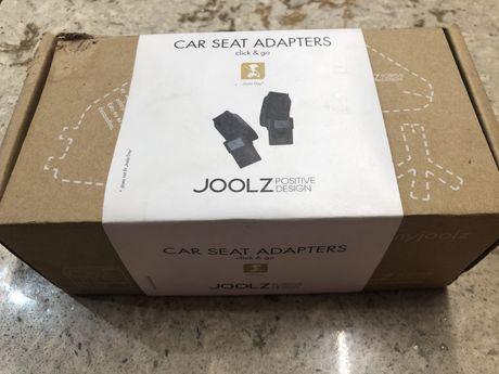 Адаптери для автолюльки Maxi cosi на Joolz day 2/3