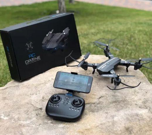 RC Dron 8807- Складаний Wi-Fi Квадрокоптер з HD камерою