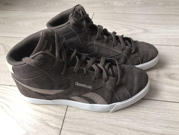 Reebok buty rozmiar 40,5 brązowe wkladka 26 cm