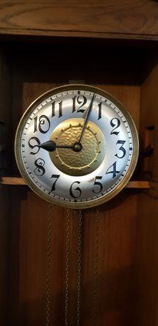 Zegar stojący FMS. Zadbany, kolekcjonerski.