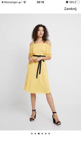 Sukienka kotajlowa Swing