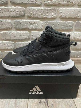 Зимові кросівки Adidas , утепленні , зимние кроссовки, утеплённые