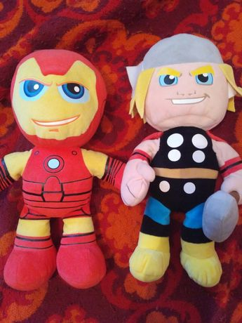 Железный человек/Iron man/Тор/ТНОR/34 см/Оригінал/Marvel/
