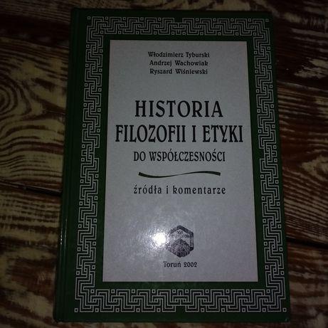 Historia Filozofii i Etyki do współczesności W. Tyburski, A.Wachowiak,