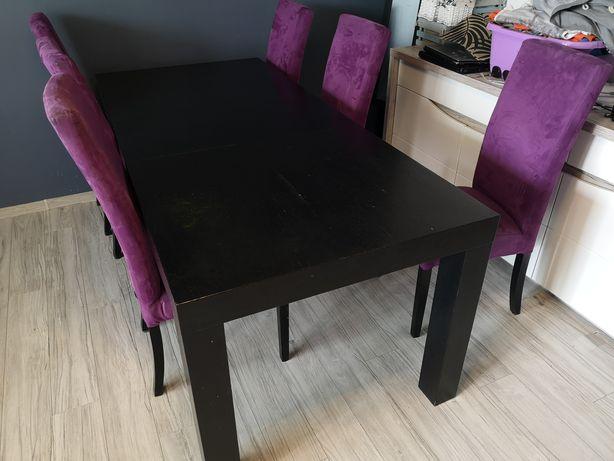 Stół 238/90 plus 8 krzeseł