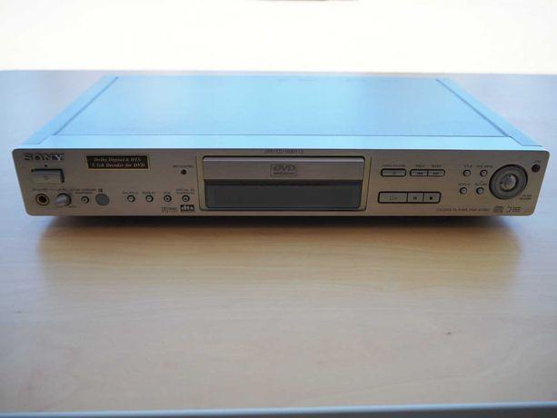 Sony DVD player dolby digital DTS