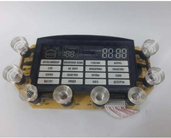 Новая плата управления мультиварки Redmond RMC-M90,POLARIS PMC-0517AD.