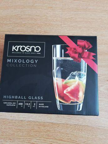 Zestaw szklanek Krosno