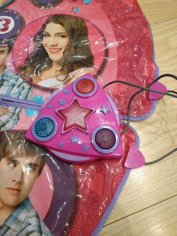 Mata grająca Disney Violetta