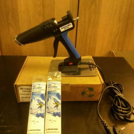 Pistolet do naprawy ślizgu nart i snb Skimender RP360