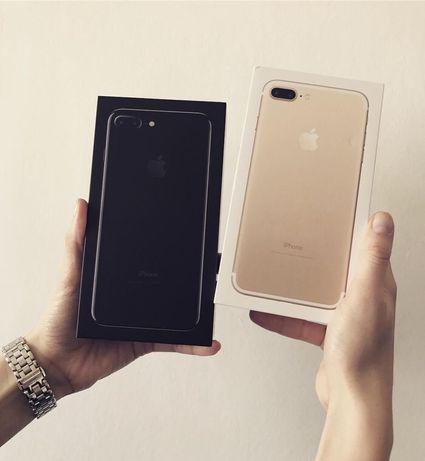 Гарантия 1 год • Новый iPhone 7 Plus 32/128 GB GOLD • Оригинал