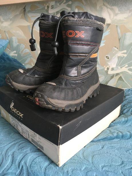 Buty dziecięce zimowe Geox roz. 31