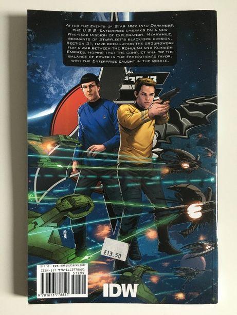 Star Trek The Khitomer Conflict 100+ stron