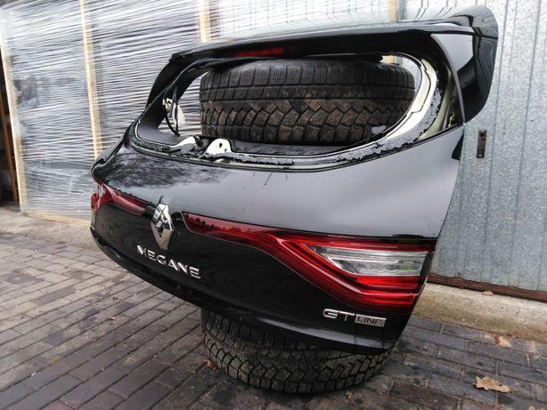 Klapa tył Renault Megane IV