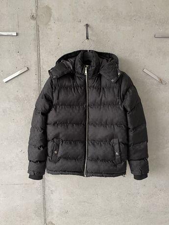 Мужской пуховик Gucci ; зимний пуховик ; зимняя куртка;мужская одежда;