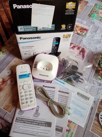 Телефон  Panasonic KX-TG1611UA (новый)