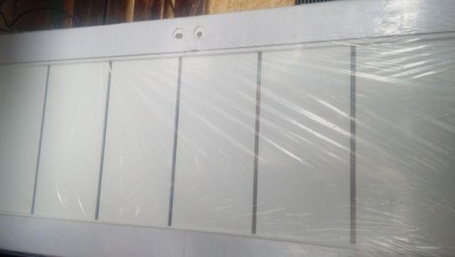 drzwi 80 białe lewe