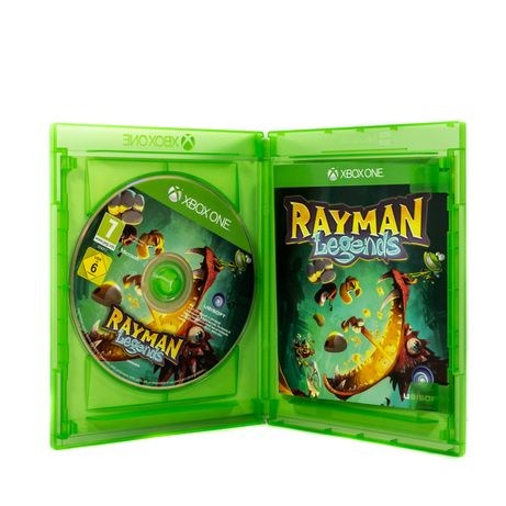 Gra na Xbox One Rayman Legends