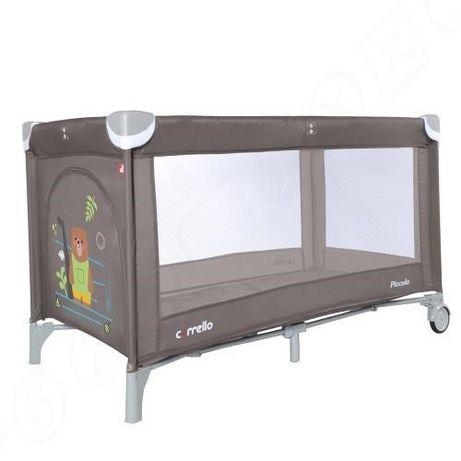 Детский складной манеж кровать Carrello piccolo