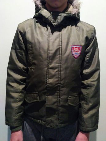 Куртка для хлопчика ріст. 146