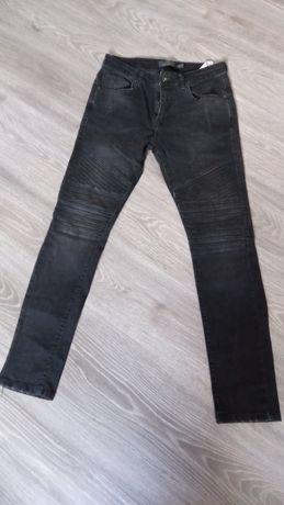 Spodnie Zara Man skinny fit  rozmiar 40