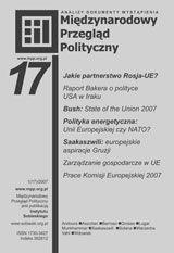 Międzynarodowy Przegląd Polityczny 17
