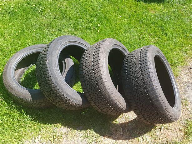 Opony Dunlop Uniroyal  Fulda Dębica  245/45/17 I 225/50/17 235/45/17