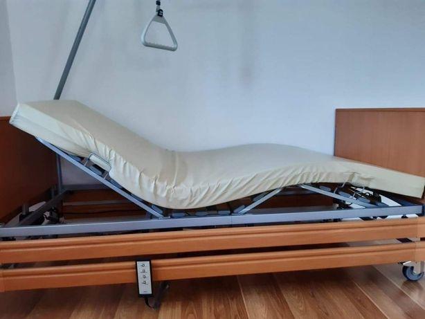 Lozko rehabilitacyjne elektryczne+ materac