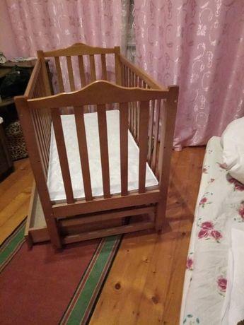 Дитяче ліжечко/ детская кроватка