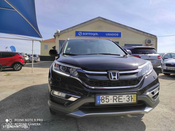 Honda CR-V (CR-V 1.6 i-DTEC Elegance C.Navi)