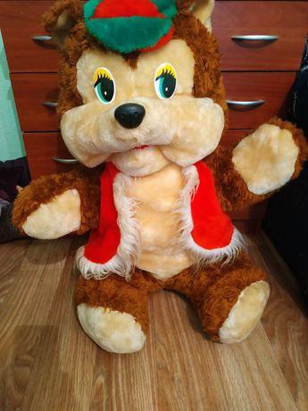 Игрушка, большой медведь, торг возможен
