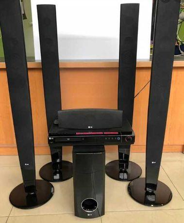 Kino domowe  LG HT503TH-DH   500 Wat USB /Hdmi