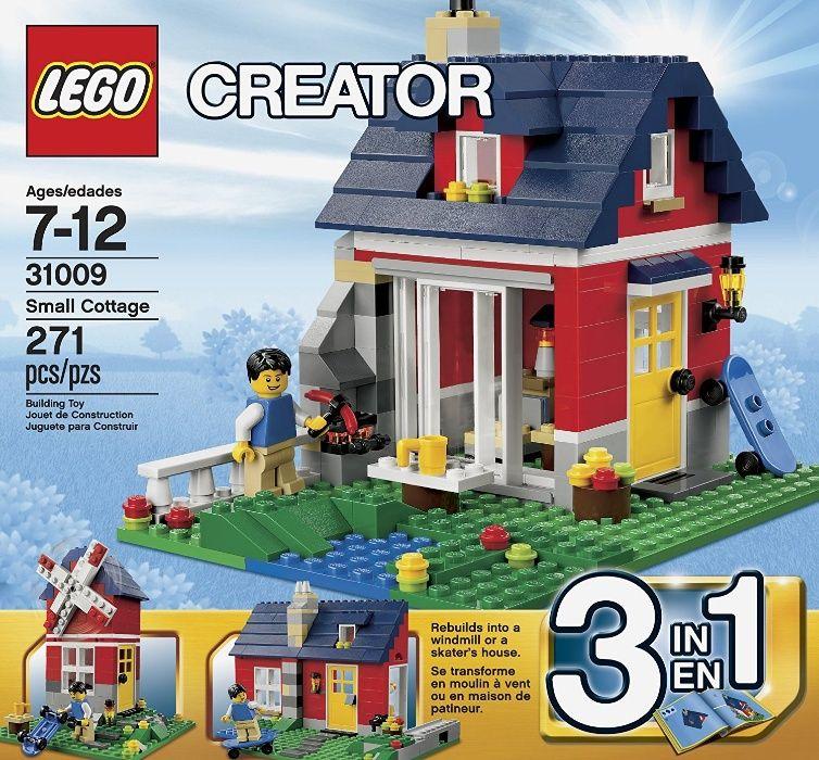 Lego Creator 31009 (NOVO)