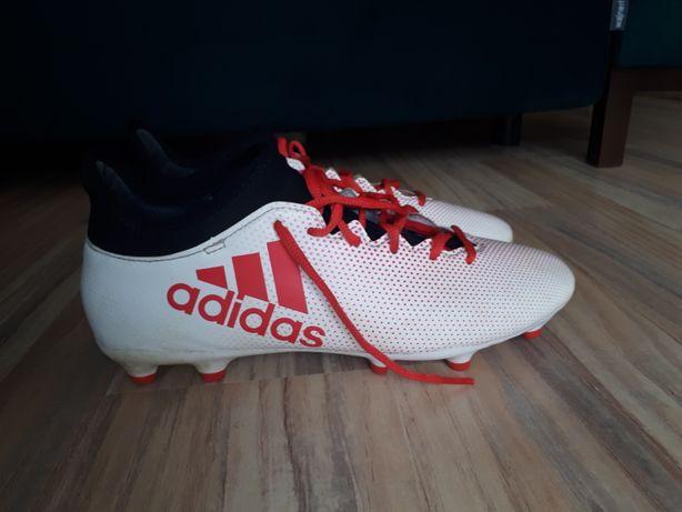 Buty piłkarskie Adidas X Techfit Rozmiar 43 1/3.