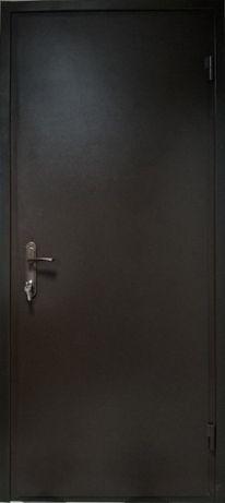 Вхідні металеві двері серії «Економ» (ТМ Портала, Україна)