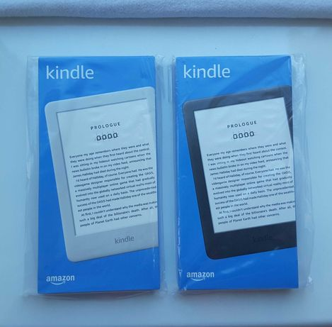 Amazon Kindle All New 10пок 8Gb 2020 новая электронная книга подсветка