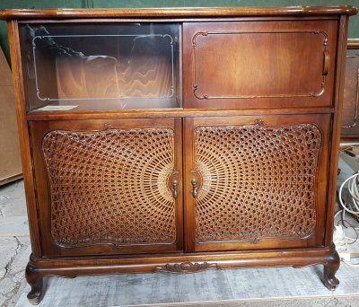 komoda szafka z gramofonem