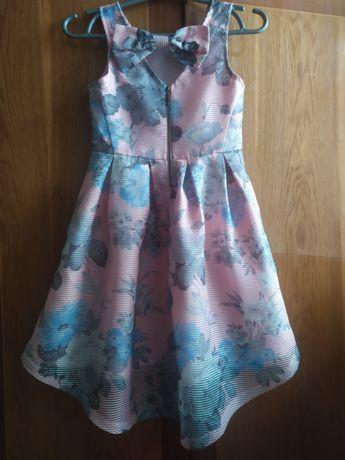Нарядные красивое платье TU р.134-140