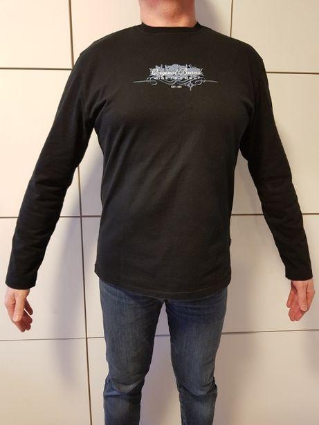 bluza czarna Alec McLean L / XL Kępno