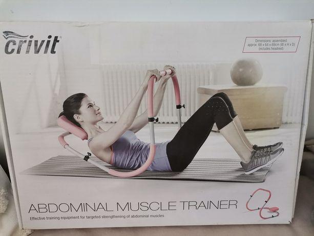 Urządzenie do treningu mięśni brzucha