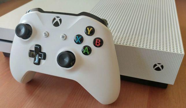 Konsola Xbox One S 500gb z czytnikiem! Stan super - przyjmę PS3